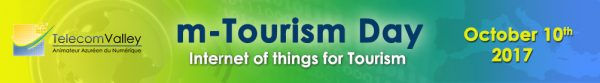 Call for speakers- m-Tourism Day – October 10th  2017