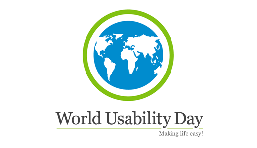 22 novembre – World Usability Day 2018