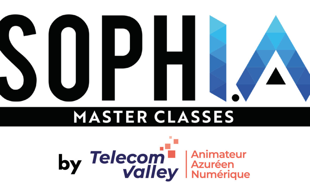 17 novembre 2020 – SophI.A Master Classes by Telecom Valley