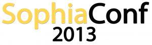 SophiaConf 2013