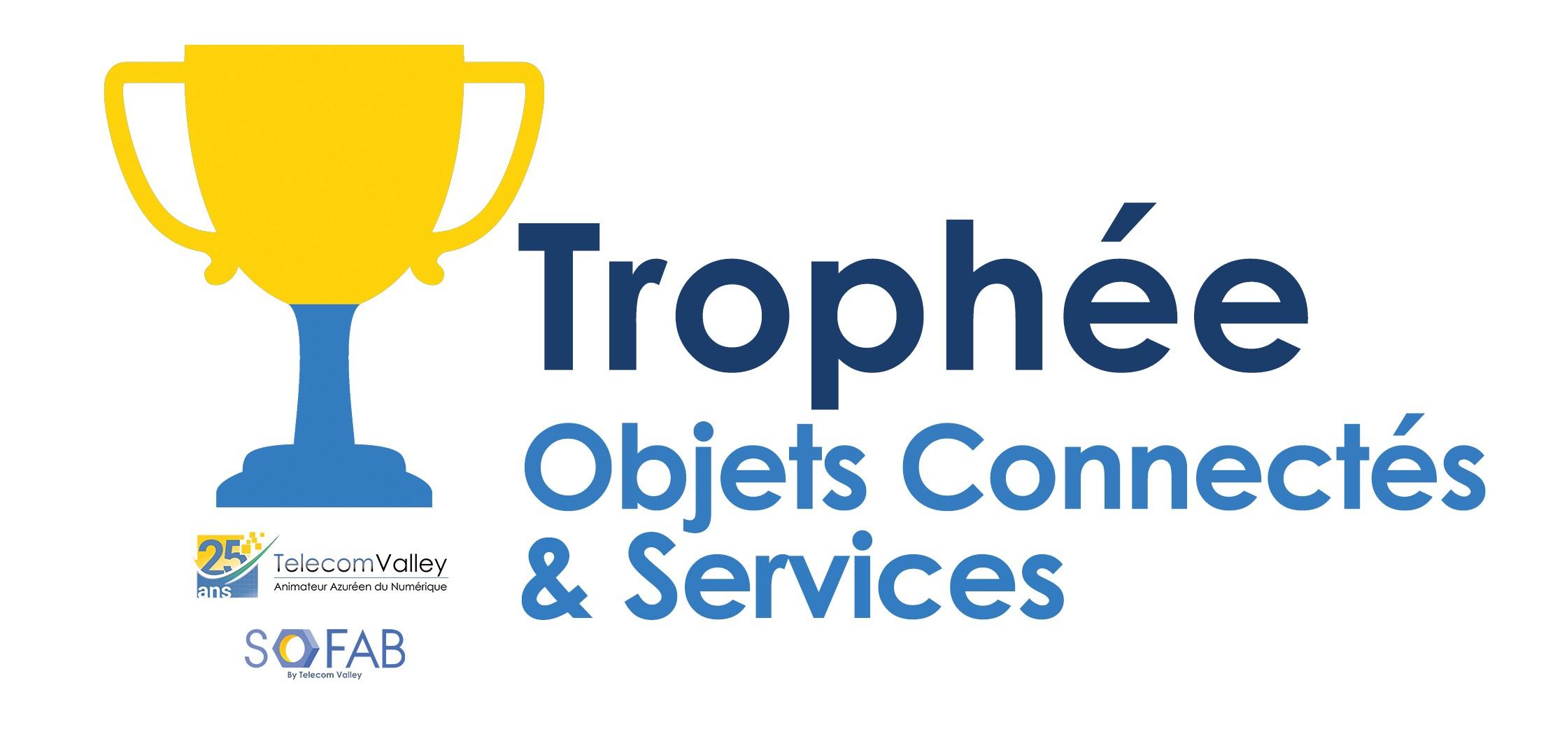 SoFAB – Trophée Objets Connectés & Services