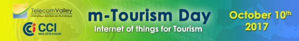 10 octobre – 7ème Journée m-Tourisme «IoT for Tourism»