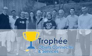 Communiqué de presse – Trophée Objets Connectés & Services 2017 : Ouverture des inscriptions le 20 février