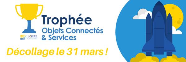 31 mars – Réunion de lancement du Trophée Objets Connectés