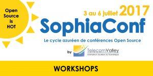 Communiqué de presse – 6 workshops sur les technologies Open Source, le 6 juillet