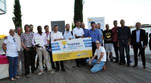 Communiqué de presse – Trophée Objets Connectés & Services – 4 objets connectés primés : Civilis, NomadEV, Skavenji et CiKiu