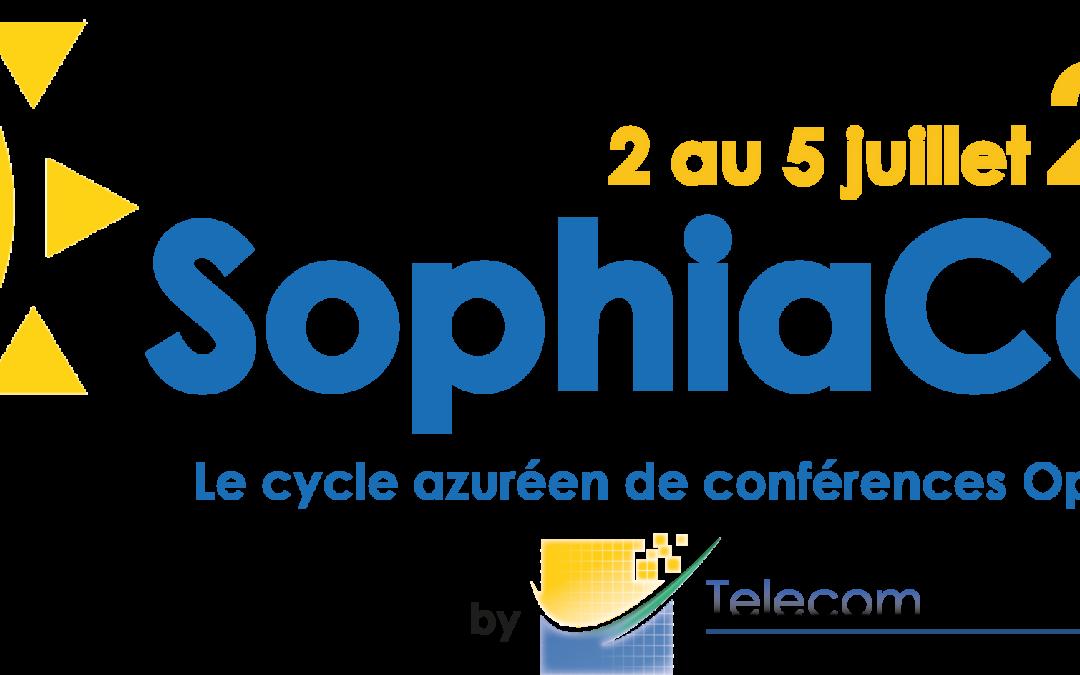 SophiaConf 2018 : Appel à orateurs