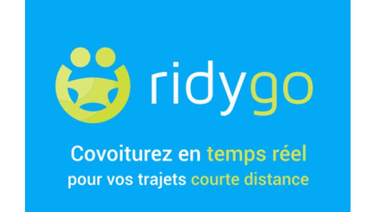 [Actu adhérent] La nouvelle version de Ridygo est disponible