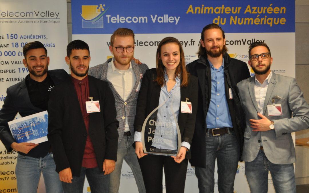HSM PROJECT, grand gagnant de la 16ème édition du Challenge Jeunes Pousses
