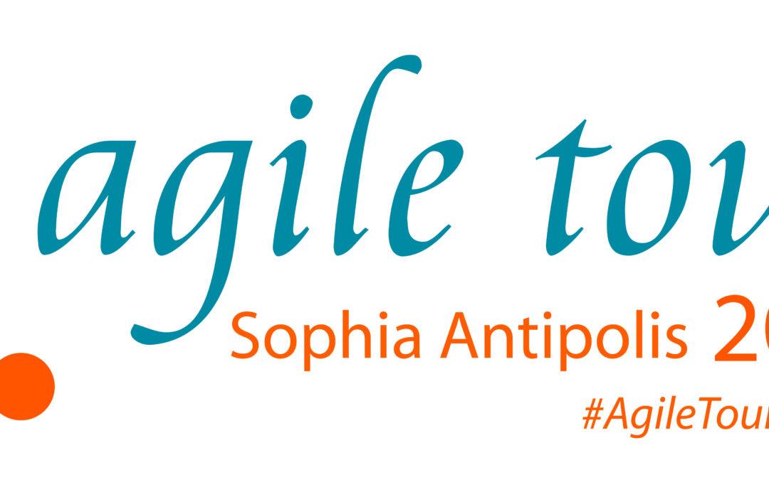 Le défi 2018 de l'Agile Tour Sophia relevé !