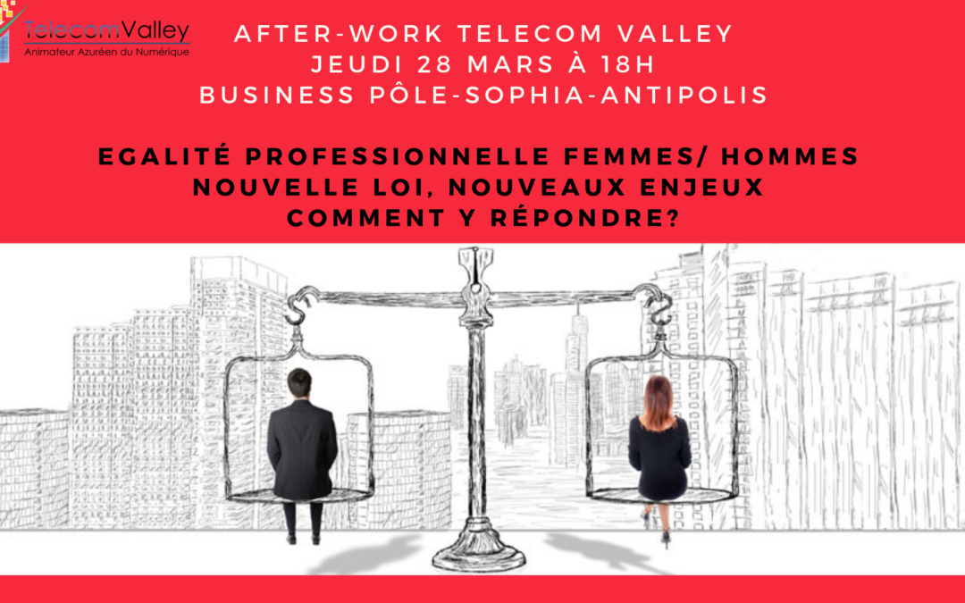 28 Mars 2019 – After-Work de Telecom Valley