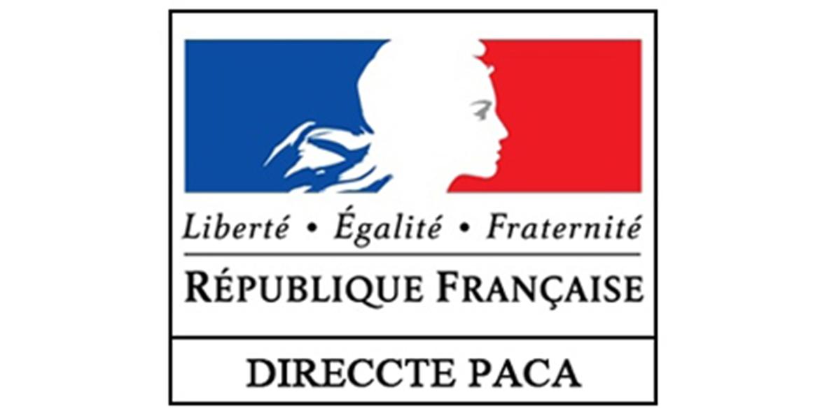 """Résultat de recherche d'images pour """"logo la direccte paca"""""""