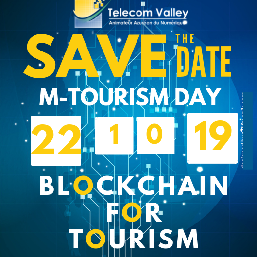 Save the Date: Journée m-tourisme 2019