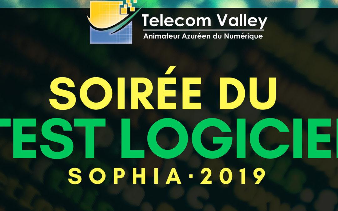 Soirée du Test Logiciel Sophia : 175 testeurs au rendez-vous 2019