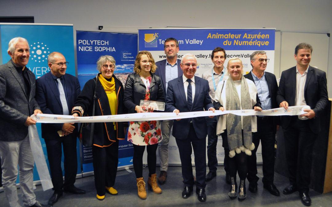 [Communiqué] Telecom Valley inaugure SoFAB @ La Fabrique, la nouvelle formule du FabLab de Sophia Antipolis