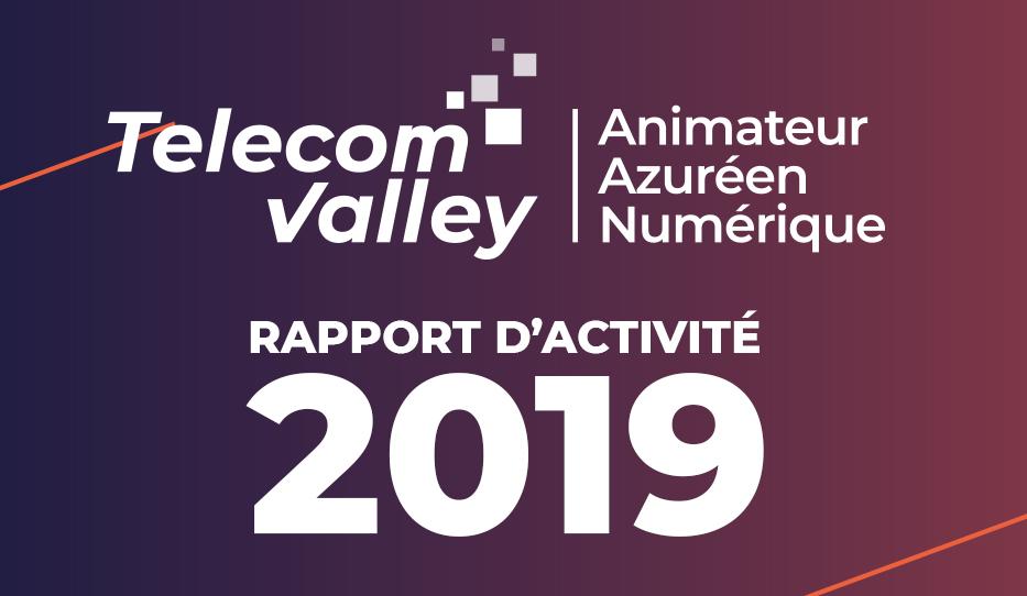 Rapport d'activité Telecom Valley 2019