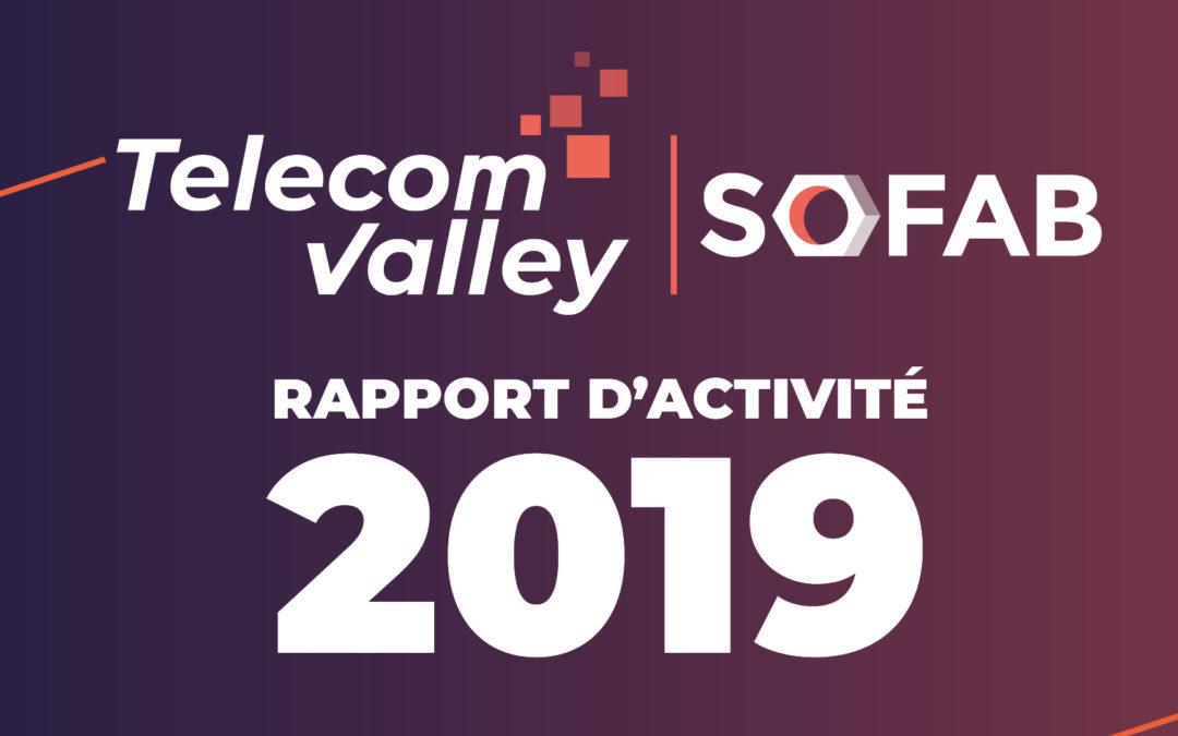 Rapport d'activité SoFAB 2019