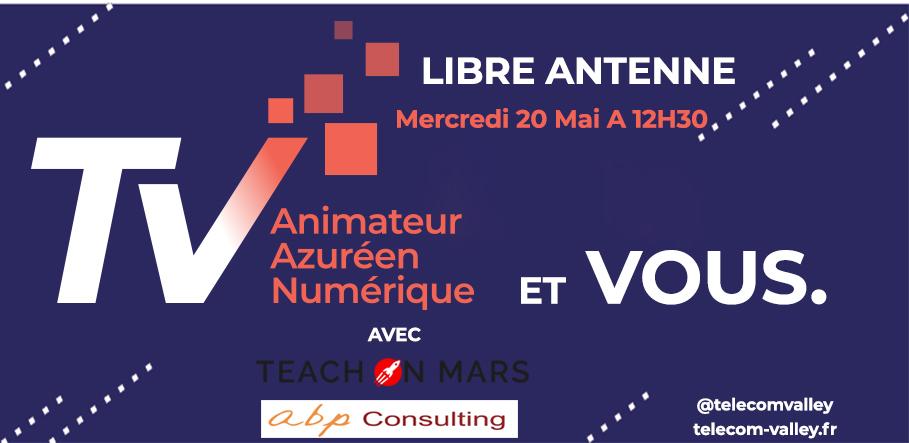 20 Mai 2020 – Libre antenne