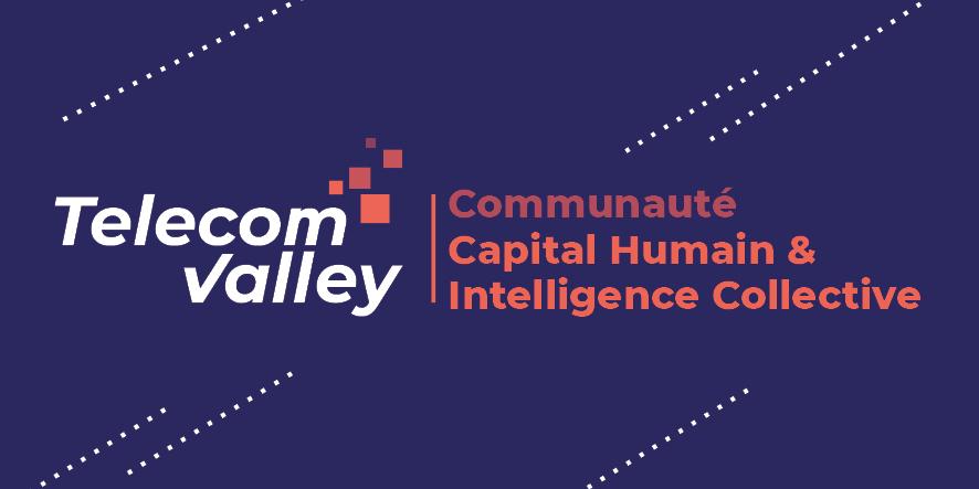 [Communiqué] La Communauté « Emploi-Formation » de Telecom Valley devient la Communauté « Capital Humain & Intelligence Collective »