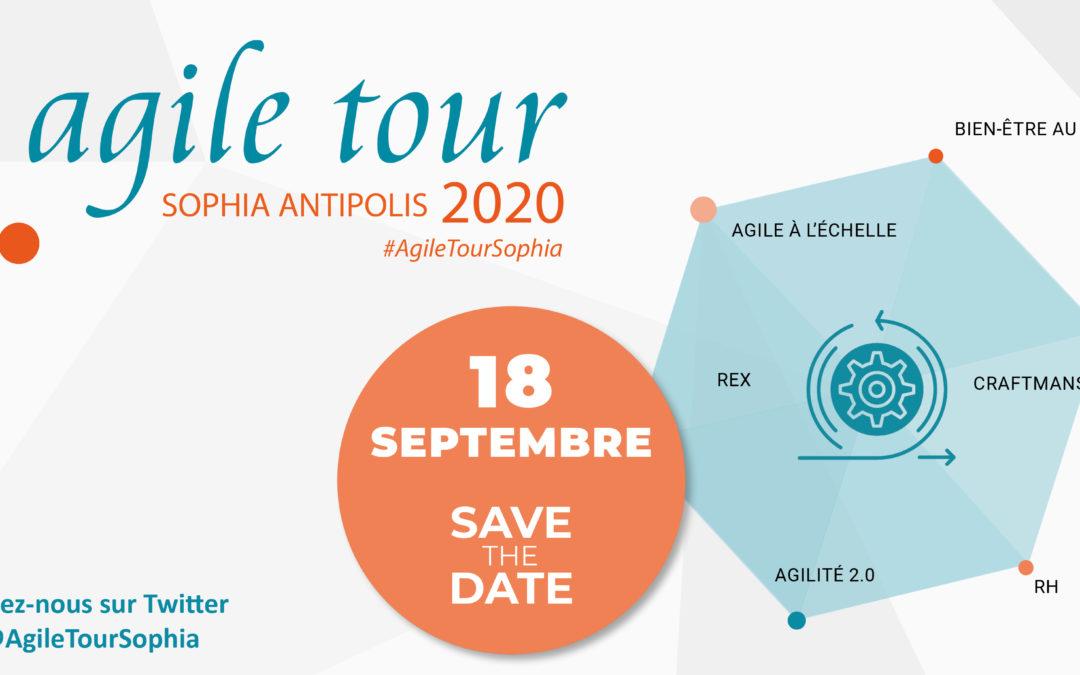 18 Septembre 2020 – Agile Tour Sophia Antipolis
