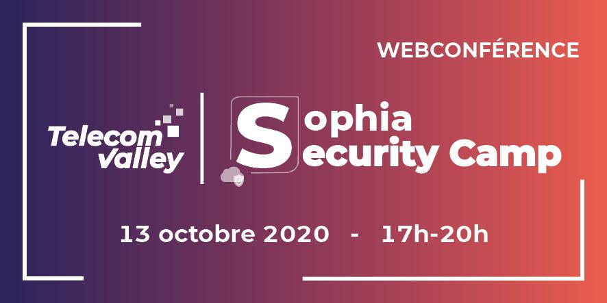13 octobre 2020 – Sophia Security Camp