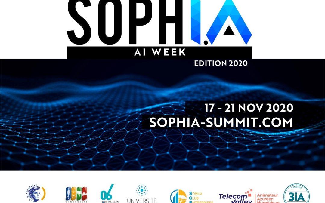 [Ecosystème] SophI.A AI WEEK