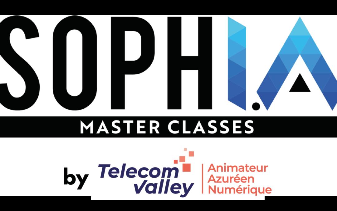 17 novembre 2020 – SophI.A Master Classes by Telecom Valley