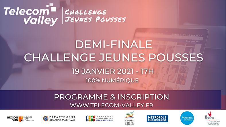 19 JANVIER 2021- DEMI-FINALE CHALLENGE JEUNES POUSSES