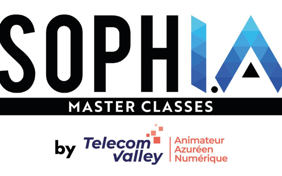 16 novembre 2021 – SophI.A Master Classes by Telecom Valley