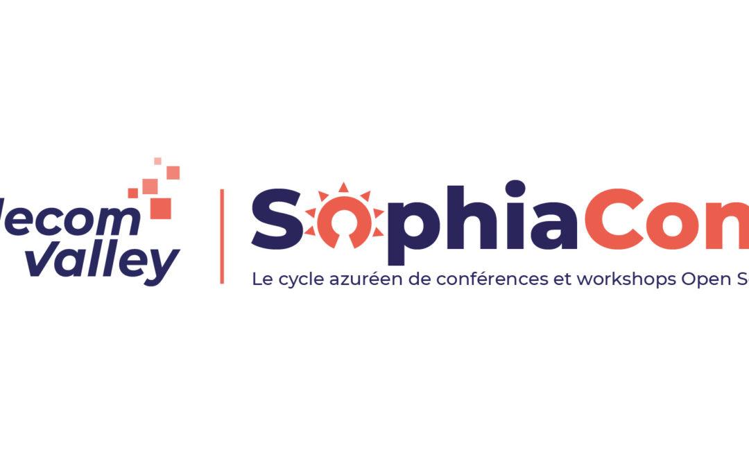 SophiaConf 2021 : Appel à orateurs