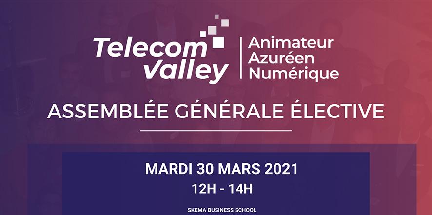 30 Mars 2021 – Assemblée Générale élective – MAINTENUE EN 100% NUMÉRIQUE