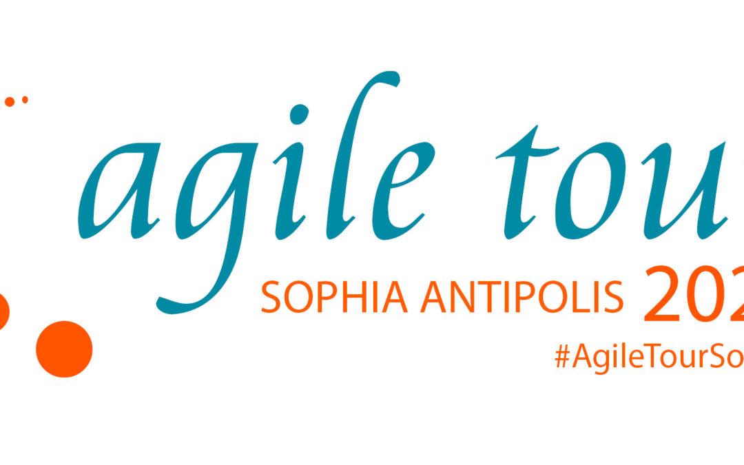 Agile Tour Sophia Antipolis 2021 : appel à orateurs et volontaires