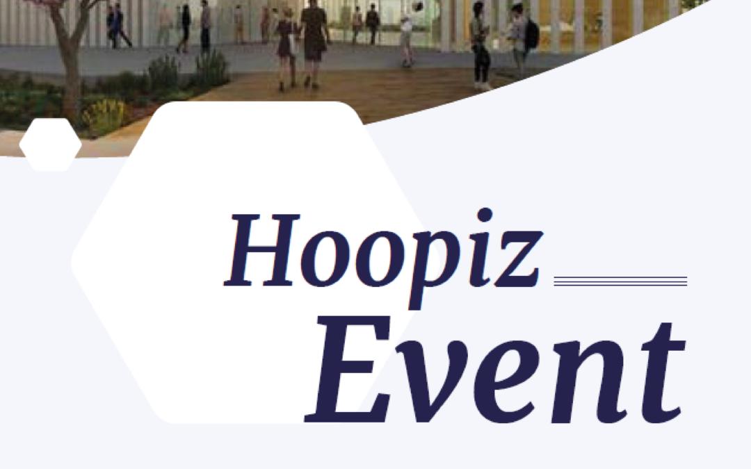 [actu écosystème] Hoopiz event – Evénement phygital sur le déconfinement économique : 08 juillet 2021