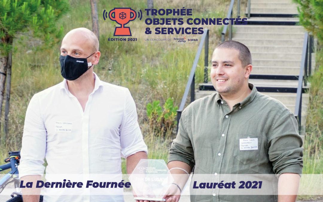 Trophée Objets Connectés & Services 2021 :  « La Dernière Fournée » remporte l'édition 2021, 5 autres projets primés