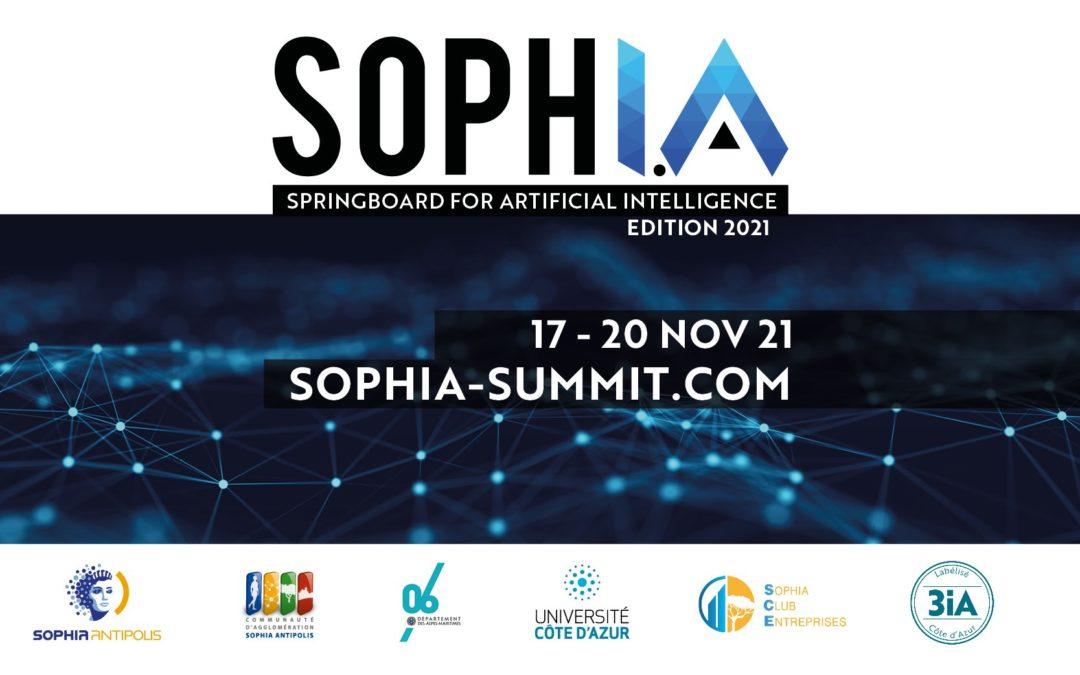 [Actu écosystème] L'Appel à contribution pour le SophiA Summit